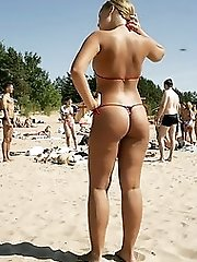 Hot Russian Nudist Strips Her Bikini Off Here^x-nudism Voyeur XXX Free Pics Picture Pictures Photo Photos Shot Shots