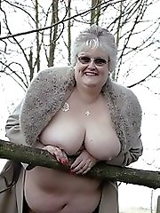 Fat Granny Posing Nude In A Park^uk Flashers Voyeur XXX Free Pics Picture Pictures Photo Photos Shot Shots